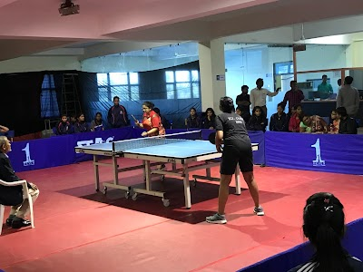 National West Zone Table-Tennis Tournament (Women's) at Jagran Lakecity University