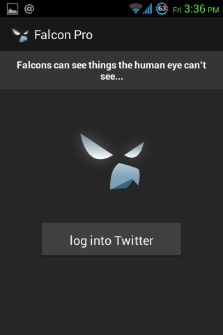 Custom Login Falcon Pro