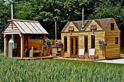 แบบบ้านไม้ขนาดเล็ก