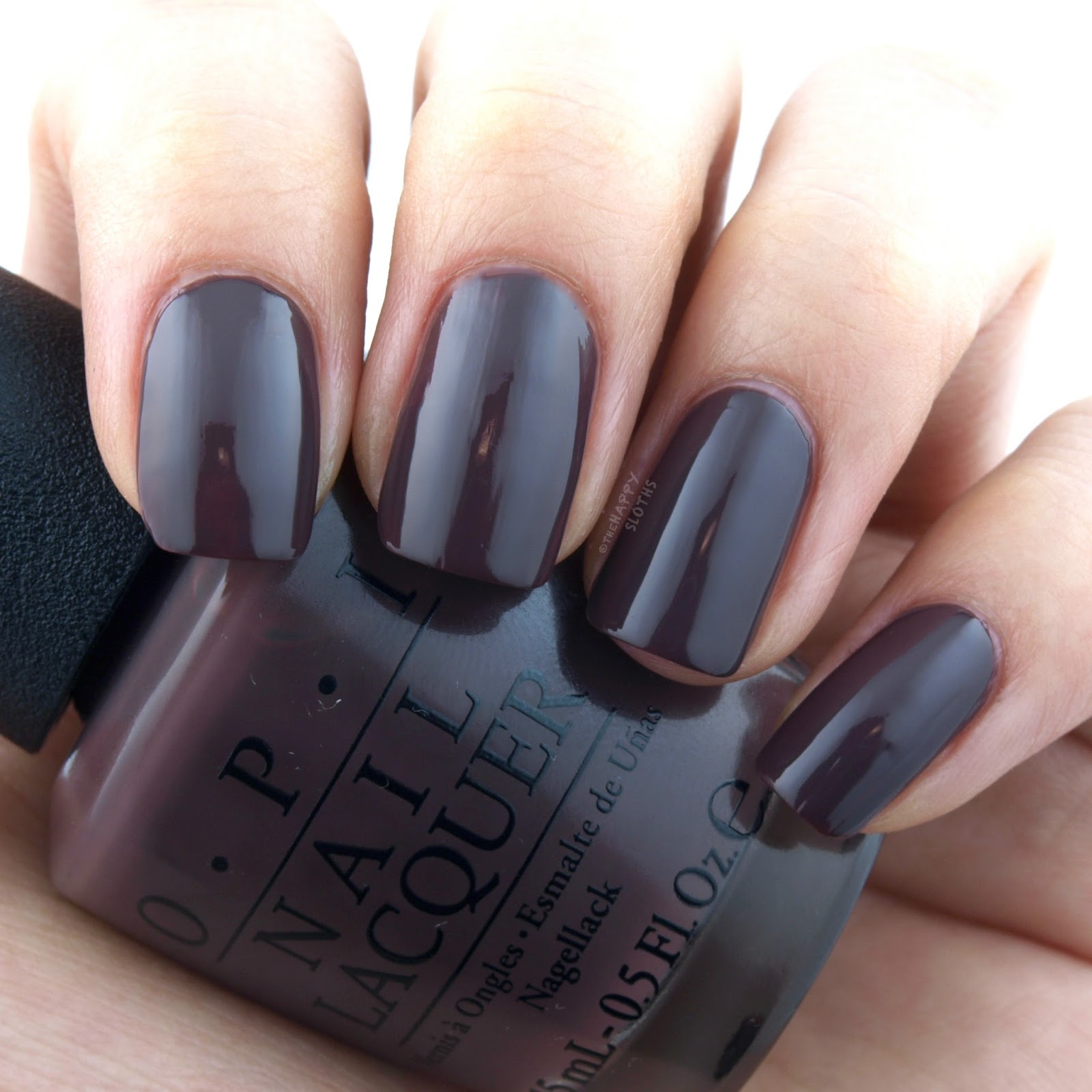 OPI Fall 2017 Iceland Collection | That's What Friends are Thor: Review and Swatches