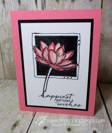 remarkable You, Watercolor Wishes, Stampin'Up!