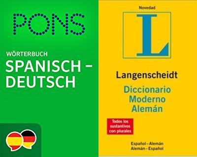 Diccionario nuevo vértice español-alemán / wörterbuch deutsch.