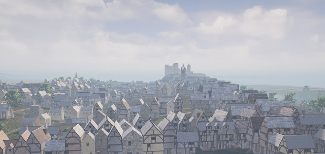 New technology reveals lost townscape of sixteenth-century Edinburgh