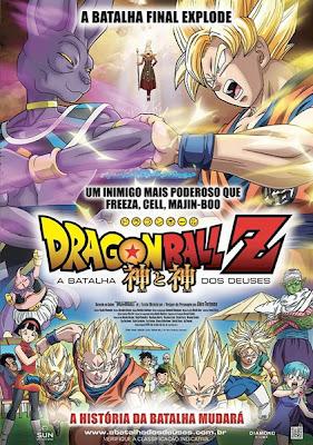 Dragon Ball Z: A Batalha dos Deuses - Dublado