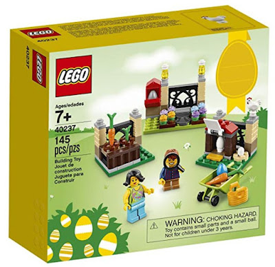 Lego Holiday Easter Egg Hunt playset