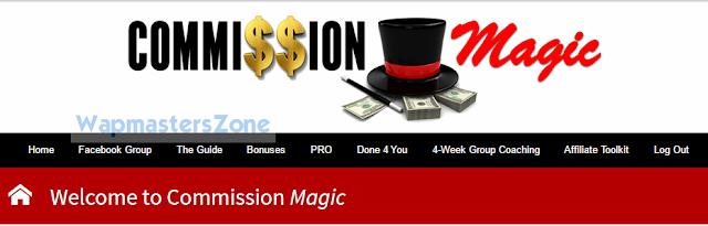Commission Magic Review 2016 Bonus