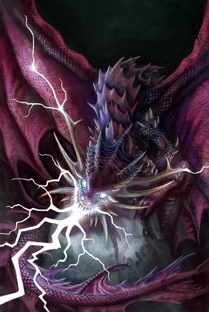Piya's Studio: Dragons of the Dragon Crate 2