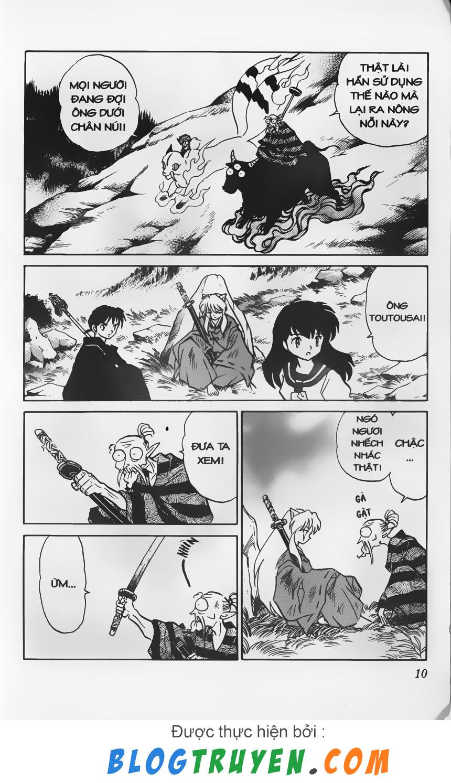 Inuyasha vol 41.1 trang 8