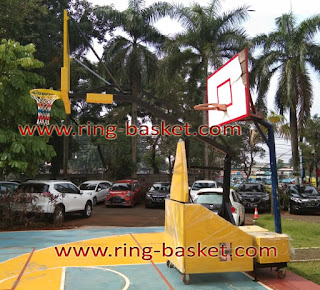ring basket portabel murah