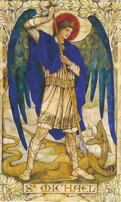 Prayer to St Michael the Archangel (Maltese & English) - & - THE CHAPLET OF ST MICHAEL