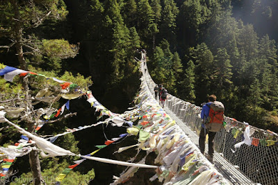 Himalayan bridges