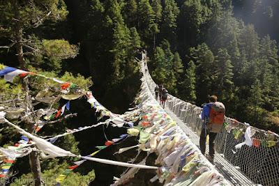 Himalayan bridges