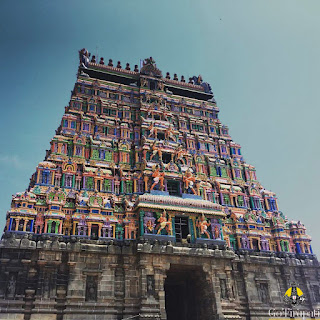 Chidambaram Nataraja Temple History