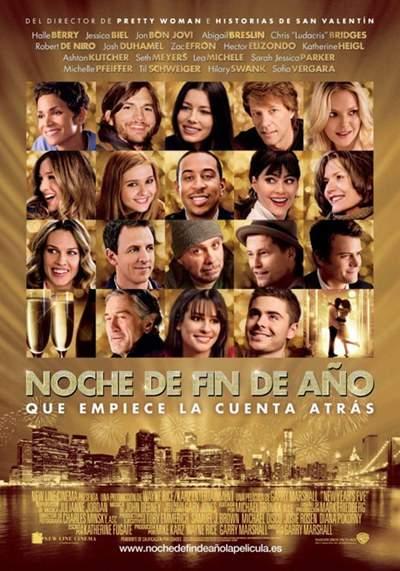 Noche de Fin de Año (2011) DVDR NTSC Español Latino
