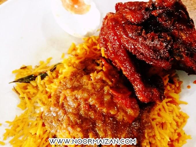 Restoran Nasi Kandar Hameediyah Penang Destinasi Wajib SInggah