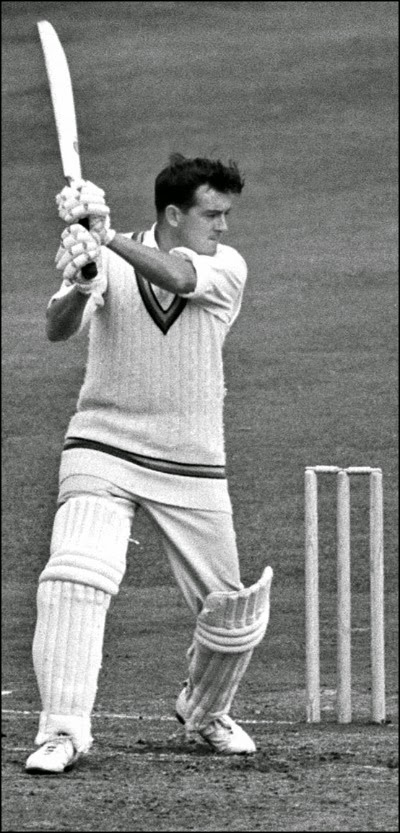 Geoffrey Pullar Was An English Cricketer Who Played For Lancashire Gloucestershire And In 28 Tests EnglandHis Affectionate Nickname Noddy As