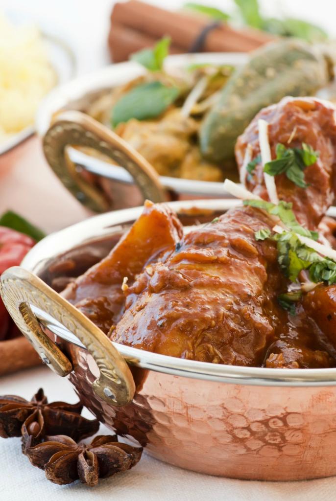 Authentic Indian Cuisine di JW Marriott Medan