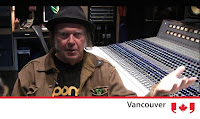 Neil Young in Vancouver
