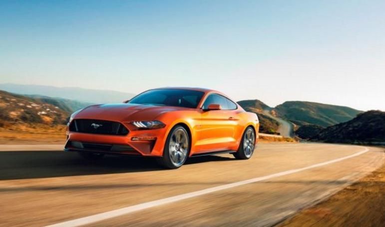 2018 Mustang GT Horsepower