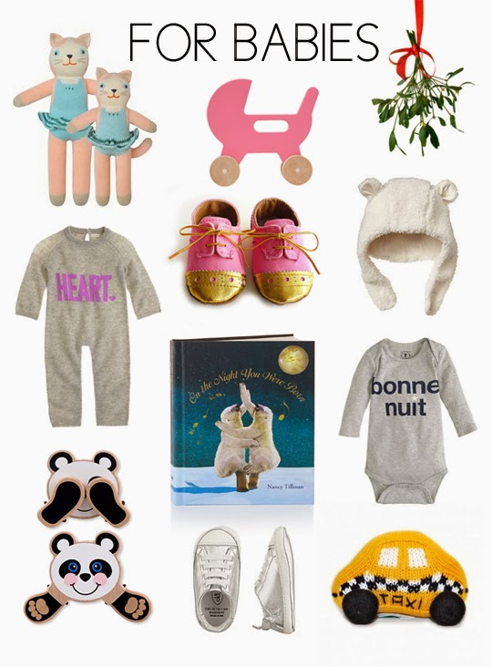 Hello Jack Blog - 2013 Holiday Gift Guides - For Baby