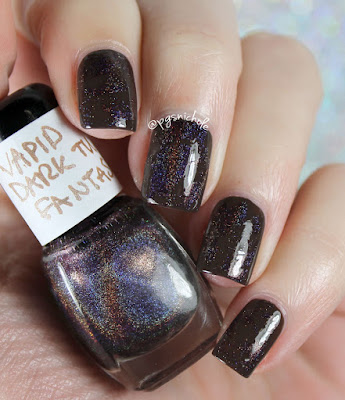 Vapid Lacquer Brown Chicken Brown Cow + Dark Twisted Fantasies