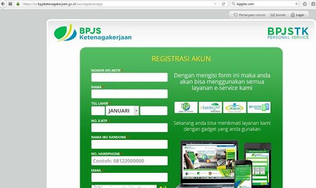 Daftar BPJS Tenaga Kerja Online via cermati.com