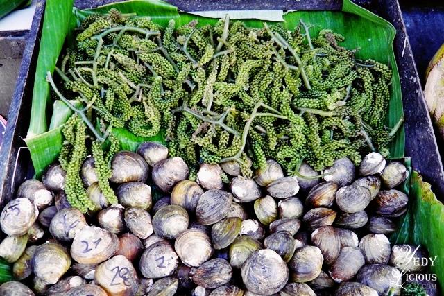 Lato Seaweed and Shellfish at City baywalk Park Best Restaurants in Puerto Princesa Palawan Philippines YedyLicious Manila Food and Travel Blog