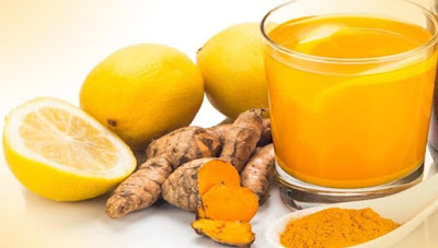 Get rid of Your Belly Fat With Turmeric and Lemon