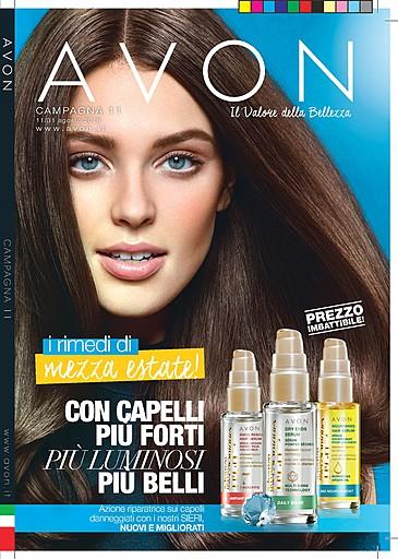 804d70fc9de5 E  disponibile on line il nuovo catalogo AVON della campagna 11 ancora più  ricco di offerte speciali per l estate!