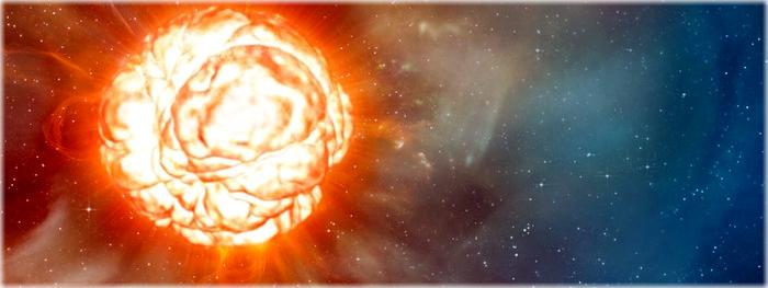 Betelgeuse pode ter engolido sua estrela companheira