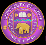 du.ac.in online form- Delhi University jobs application form