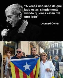 Separatisten mit ETA Terrorist und Politiker, Arnaldo Otegi