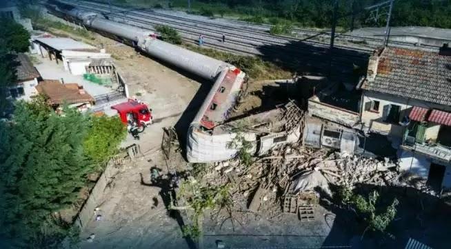 Mια λογομαχία προκάλεσε τη σιδηροδρομική τραγωδία στην Θεσσαλονίκης