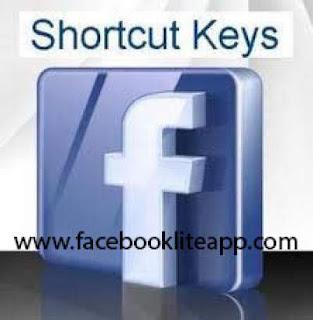 Latest-Facebook-Shortcut-Keys