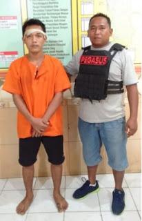 Polsek Patumbak tangkap Hardianto si pengedar narkoba