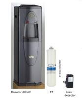 Dozator apa rece/fierbinte (osmoza inversa a apei)