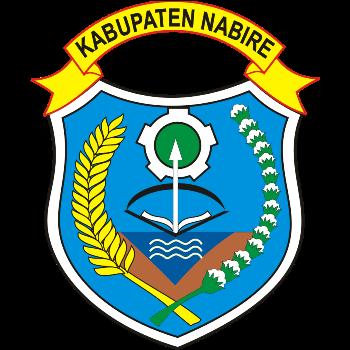Logo Kabupaten Nabire PNG