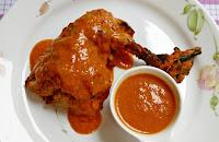Resepi Ayam Percik Terengganu Special