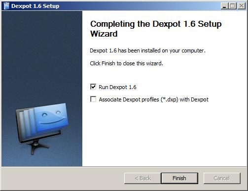 تحميل وتثبيت برنامج Dextop لعمل أكثر من سطح مكتب على حاسوب واحد