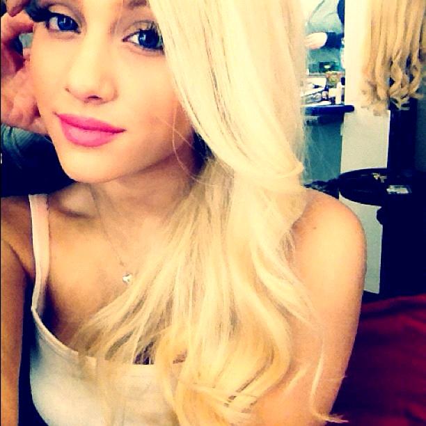 Blonde Now 116