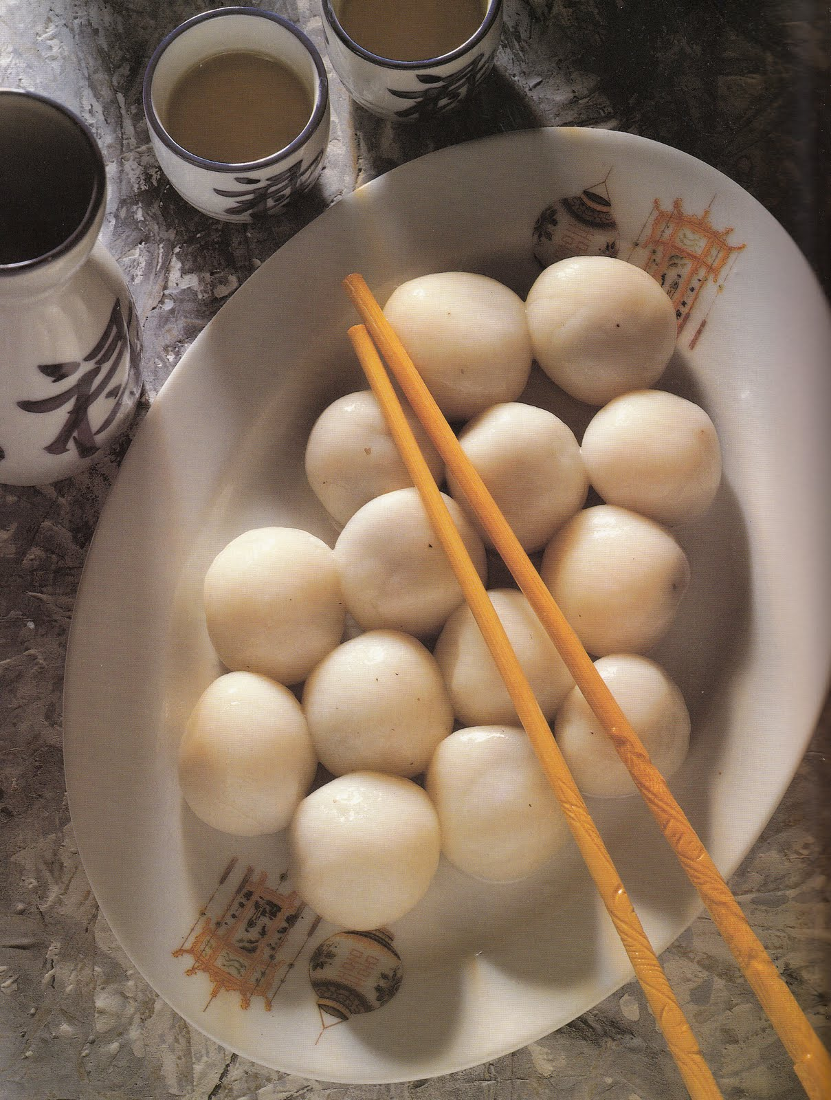 La cucina cinese polpettine dolci di riso for Cucina ricette dolci