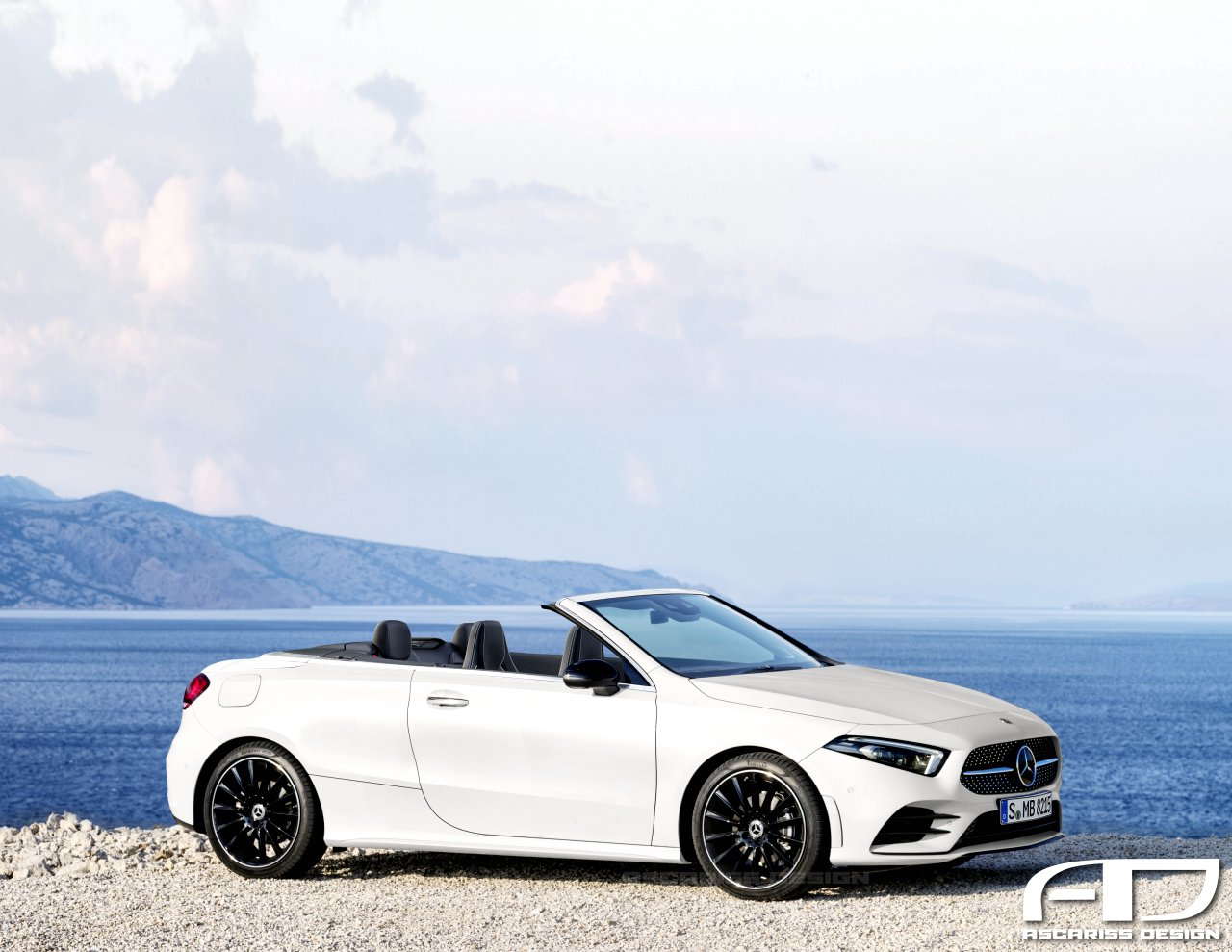 Mercedes-Benz A-Class Cabrio