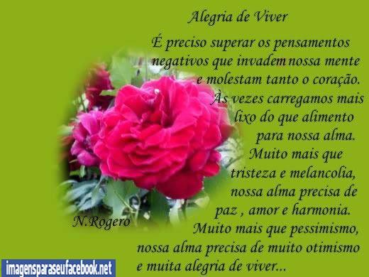 Frases De Alegria Para Facebook: Mensagens Para Facebook Alegria