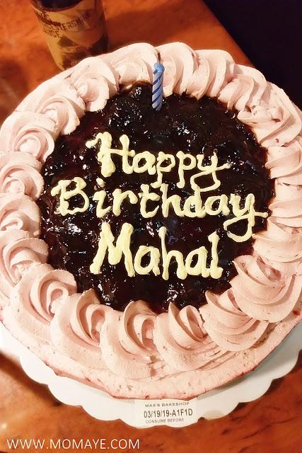Max's Corner Bakery, Strawberry Chiffon Cake, premium cakes