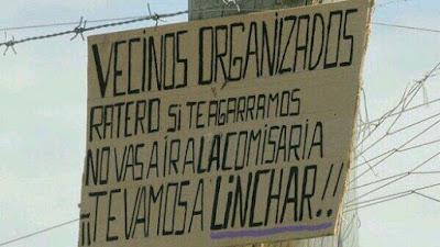 ¿Se induce a formar grupos paramilitares en Argentina? - Enterate como en este articulo