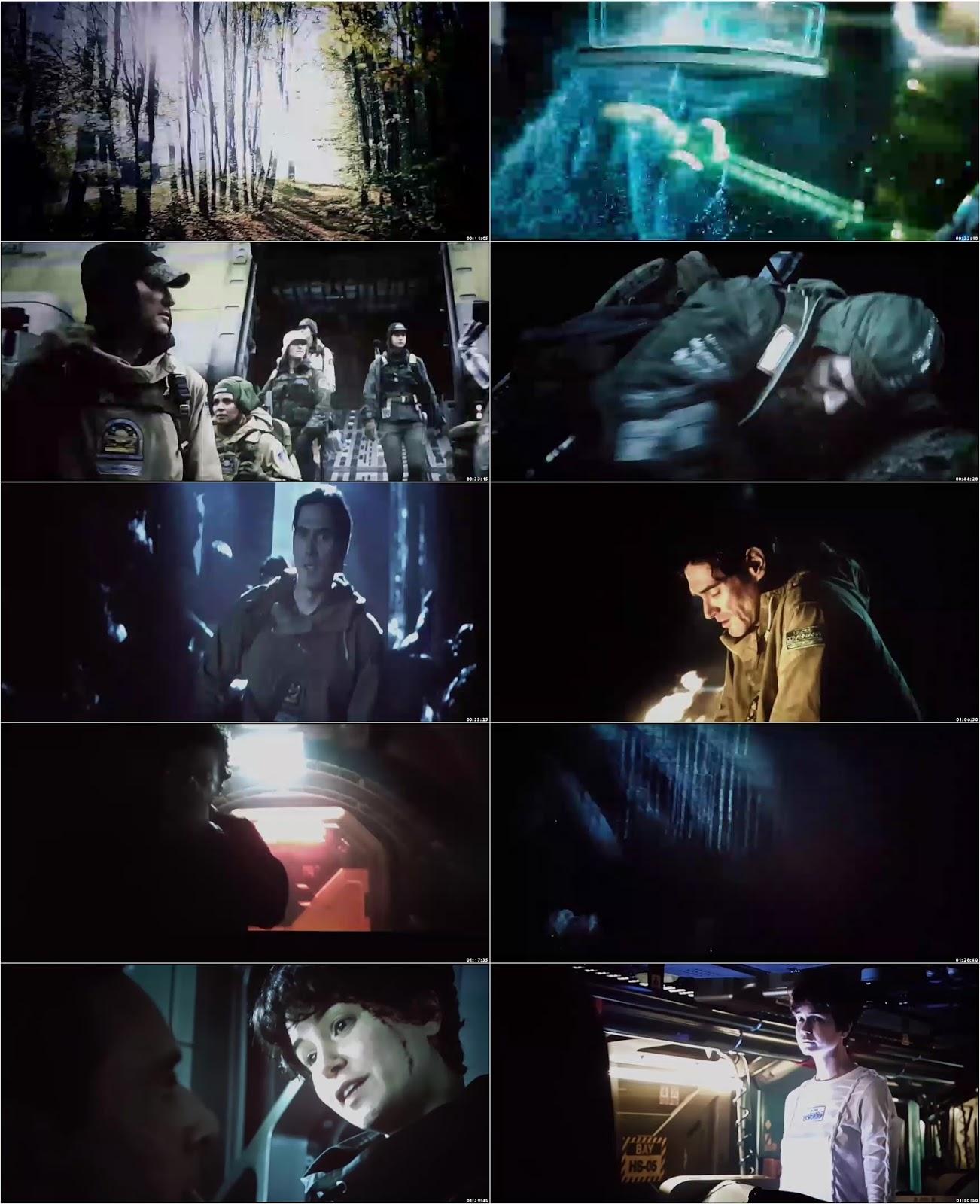Alien: Covenant Movie Screenshot