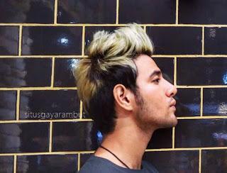 gambar gaya rambut ammar zoni