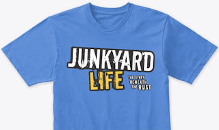 Buy Junkyard Life designs on Teespring at: teespring.com/stores/junkyard-life-store