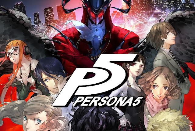 Viz Media Melisensi Manga Persona 5