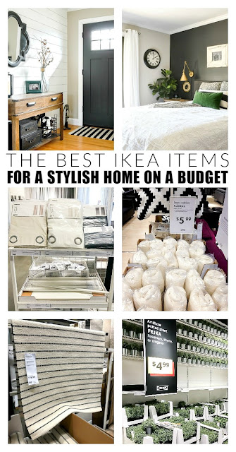The best ikea items to create a beautiful home on a budget